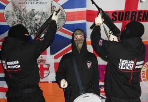 Nazis en Inglaterra
